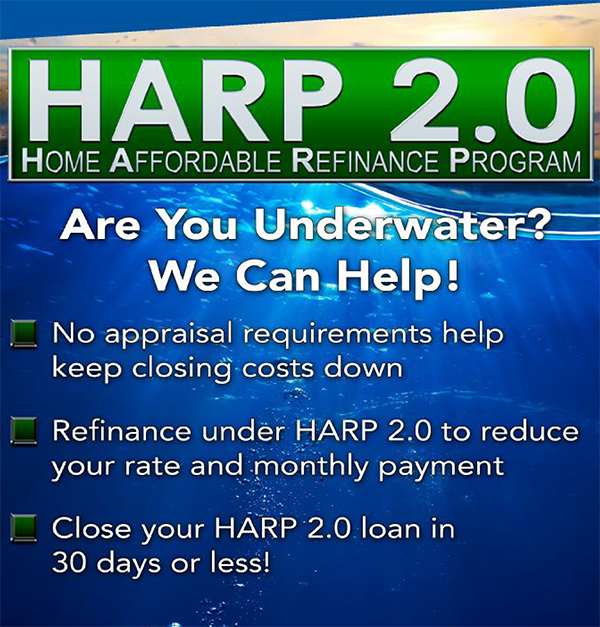 Home Affordable Refinance Program Harp Brew Home